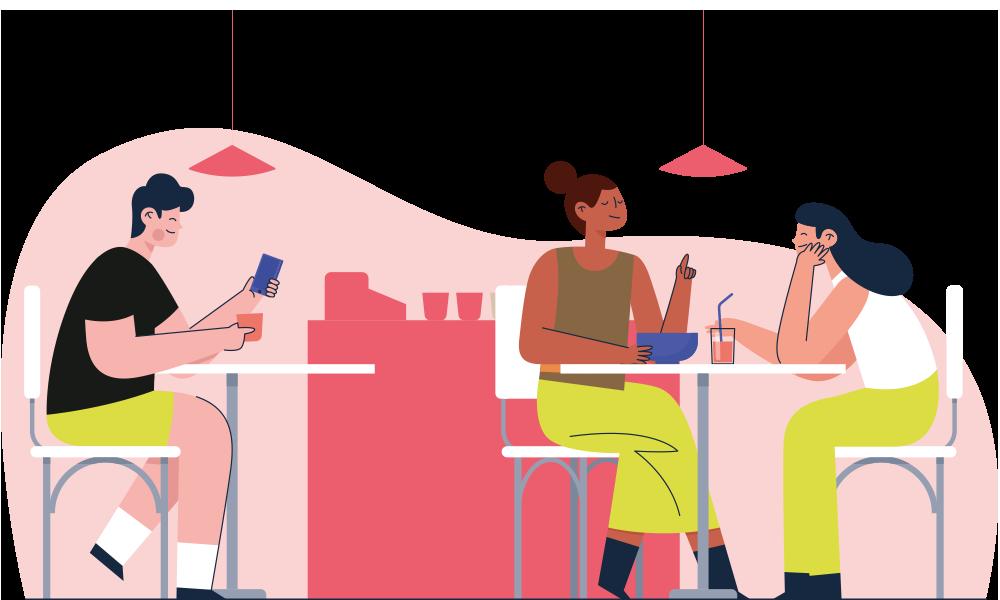 La importancia de la comunicación en restaurantes